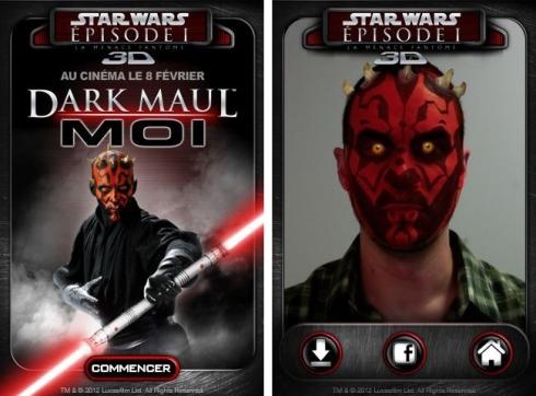 Dark Maul : Moi