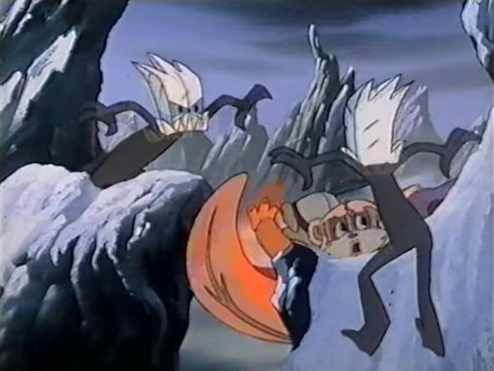 Ewoks S02E13 - Le sceptre des saisons