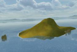 Naboo - Île d'Europa