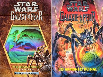 Galaxie de la peur Vol.07 - Les araignées du mal
