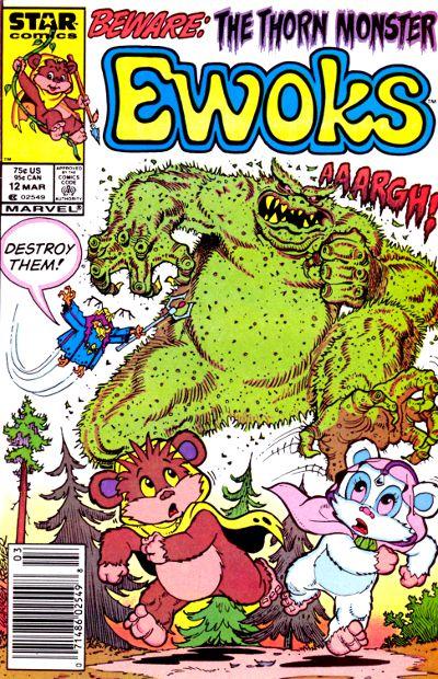 Ewoks #12 - The Thorn Monster