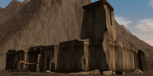 Tatooine - Fort des Pillards