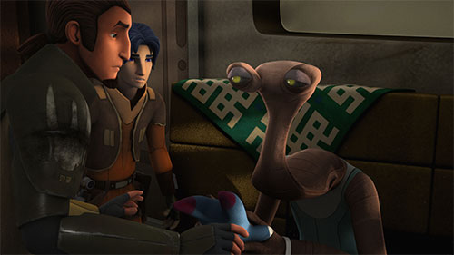 Rebels S02E08 - The Future of the Force
