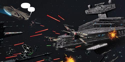 Star Wars (2015) - 4. Le Dernier Vol du Harbinger