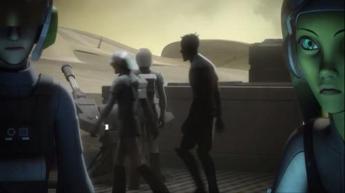 Rebels S03E11 - Les Forces occultes
