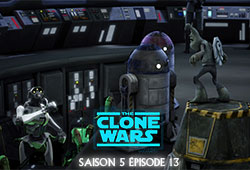 The Clone Wars S05E13 - Point de non-retour