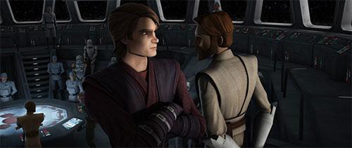 The Clone Wars S05E13 - Point de non-retour