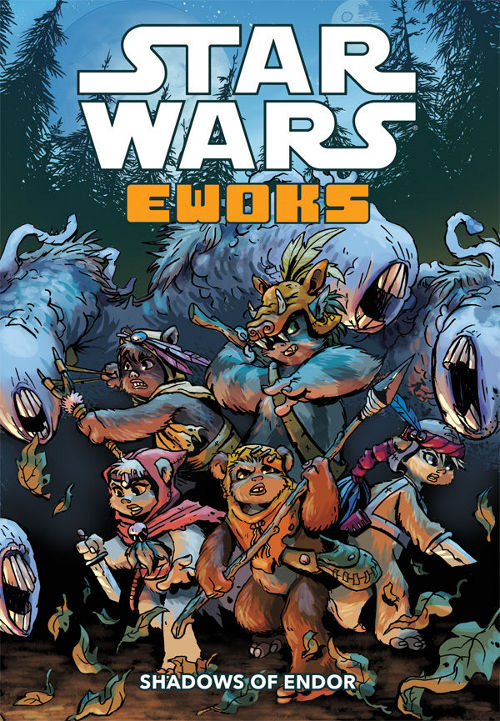 Ewoks - Shadows of Endor
