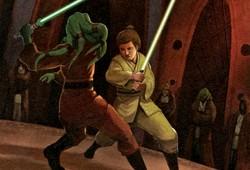 Epreuves des Initiés Jedi