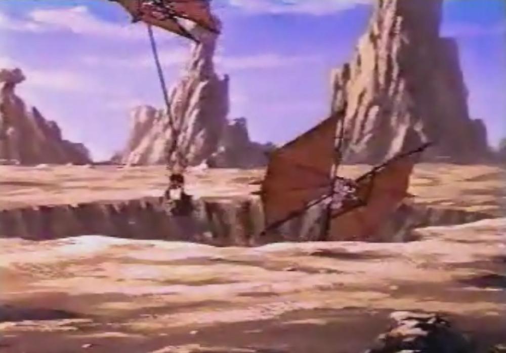 Ewoks S02E19 - Norky la petite peste