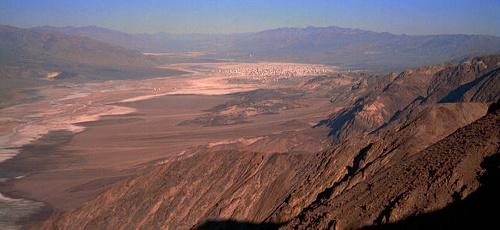 Tatooine - Plateau de la Grande Mesra
