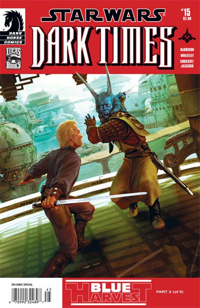 Dark Times #15 - Blue Harvest #03