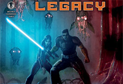 Legacy Volume II #07 - Outcasts of the Broken Ring, Part 2