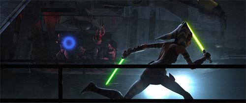 The Clone Wars S05E18 - Le Jedi qui en savait trop