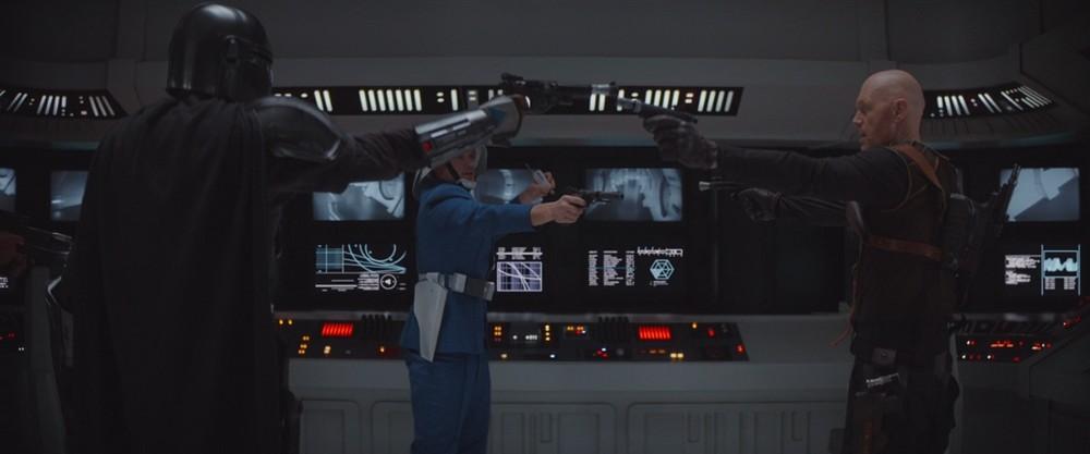 Noir Han Solo GUN//Blaster arme très proche de Star Wars pour Vintage Machine Pistols