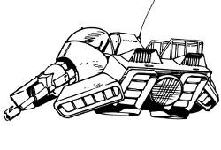 Groundcruiser X-10