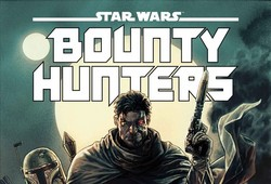 Star Wars - Bounty Hunters