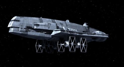 Croiseur impérial de classe Gozanti