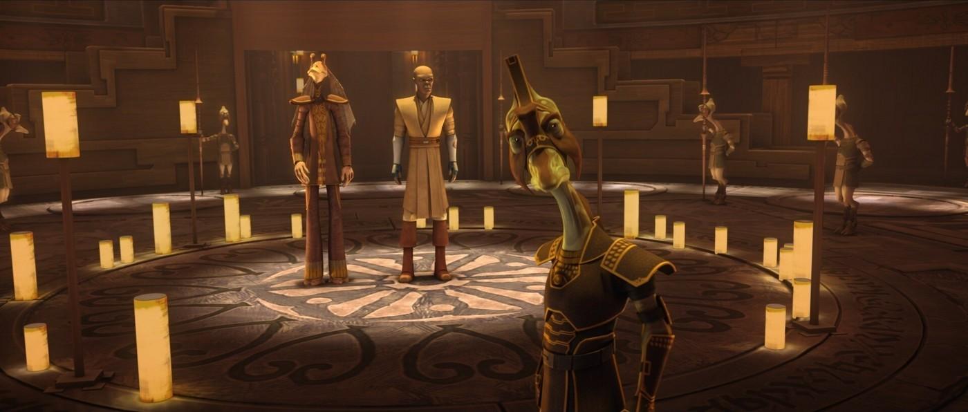 The Clone Wars S06E08 - Les Disparus, première partie