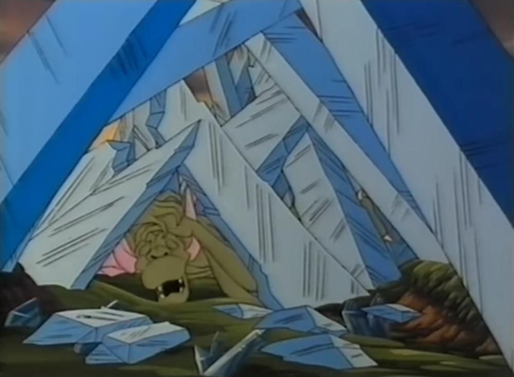 Ewoks S02E01 - La cape de cristal