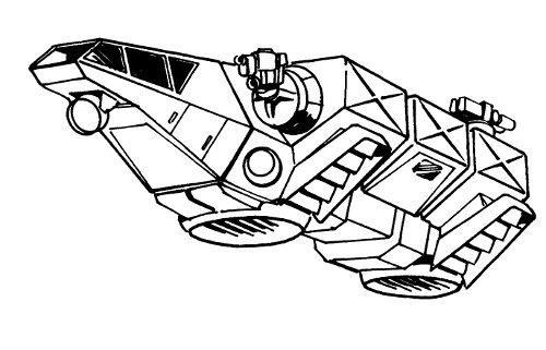 Speeder de détention JX40