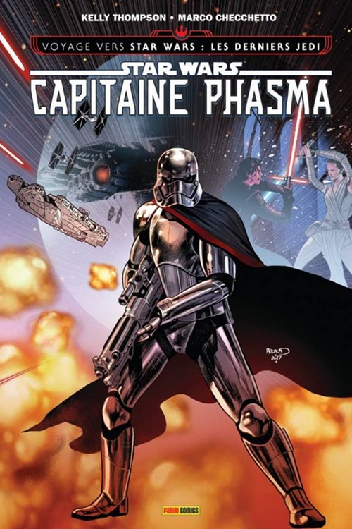 Capitaine Phasma - Survivante