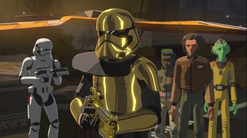 Star Wars Resistance - S01E18 - Les Disparus