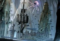 Taivas - Temple cach� des Jedi