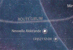 Route Giblim