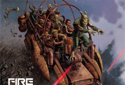 Dark Times #25 - Fire Carrier #03