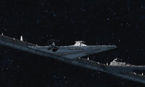 Destroyer stellaire de classe Secutor