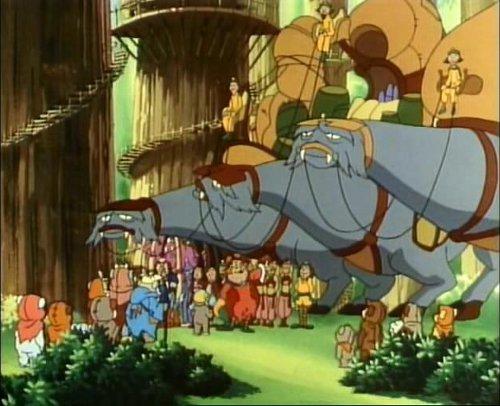 Ewoks S01E05 - Les Jindas, gens du voyage