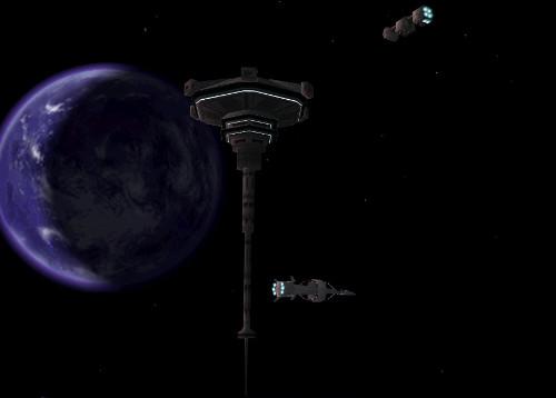 Colonie Spatiale Golan II
