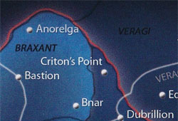 Criton's Point