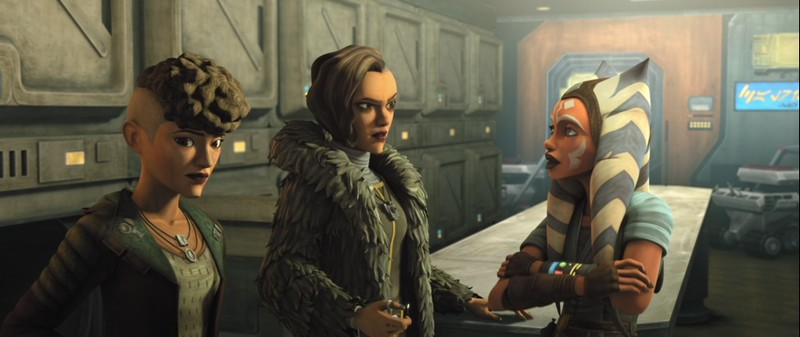 The Clone Wars S07E05 - Une amitié de haut vol