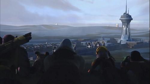 Rebels S04E06 - Le Vol du Defender