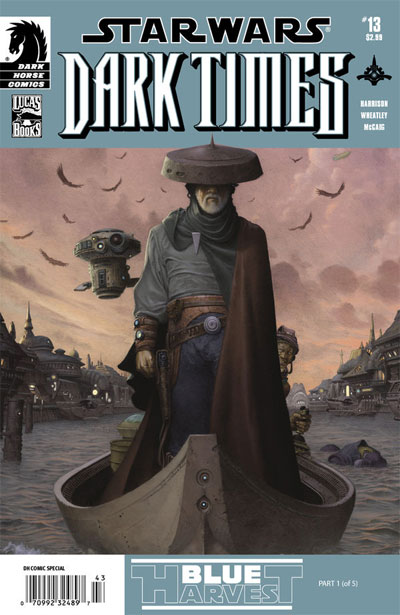 Dark Times #13 - Blue Harvest #01