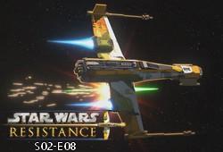 Star Wars Resistance - S02E08 - Rendez-vous manqué