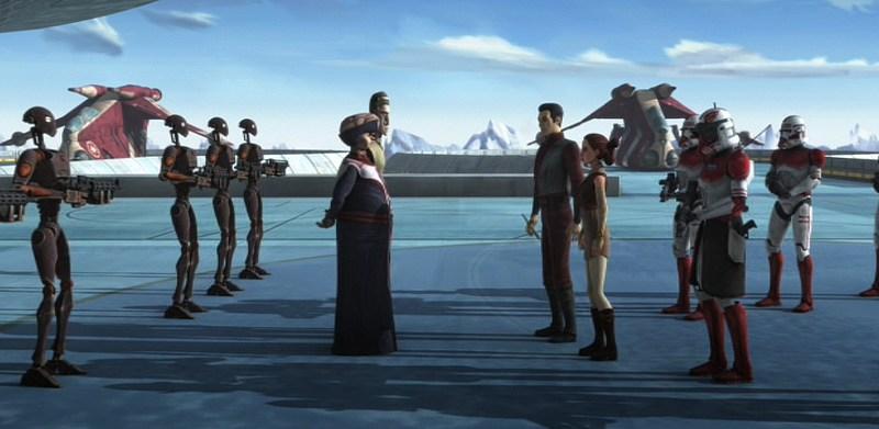The Clone Wars S06E07 - Le Système en crise