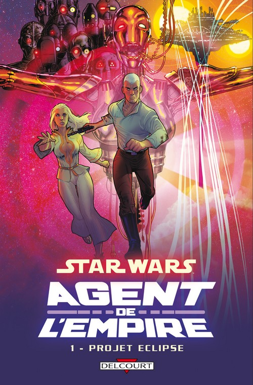 Agent de l'Empire Vol.1 : Projet Eclipse