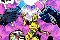 Droids #8 – Star Wars According to the Droids, Part 3