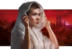 Leia : Princesse d'Alderaan