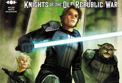 Knights of the Old Republic : War #03