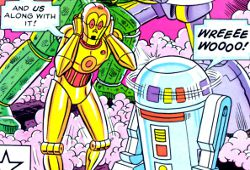 Droids #1 – The Destroyer