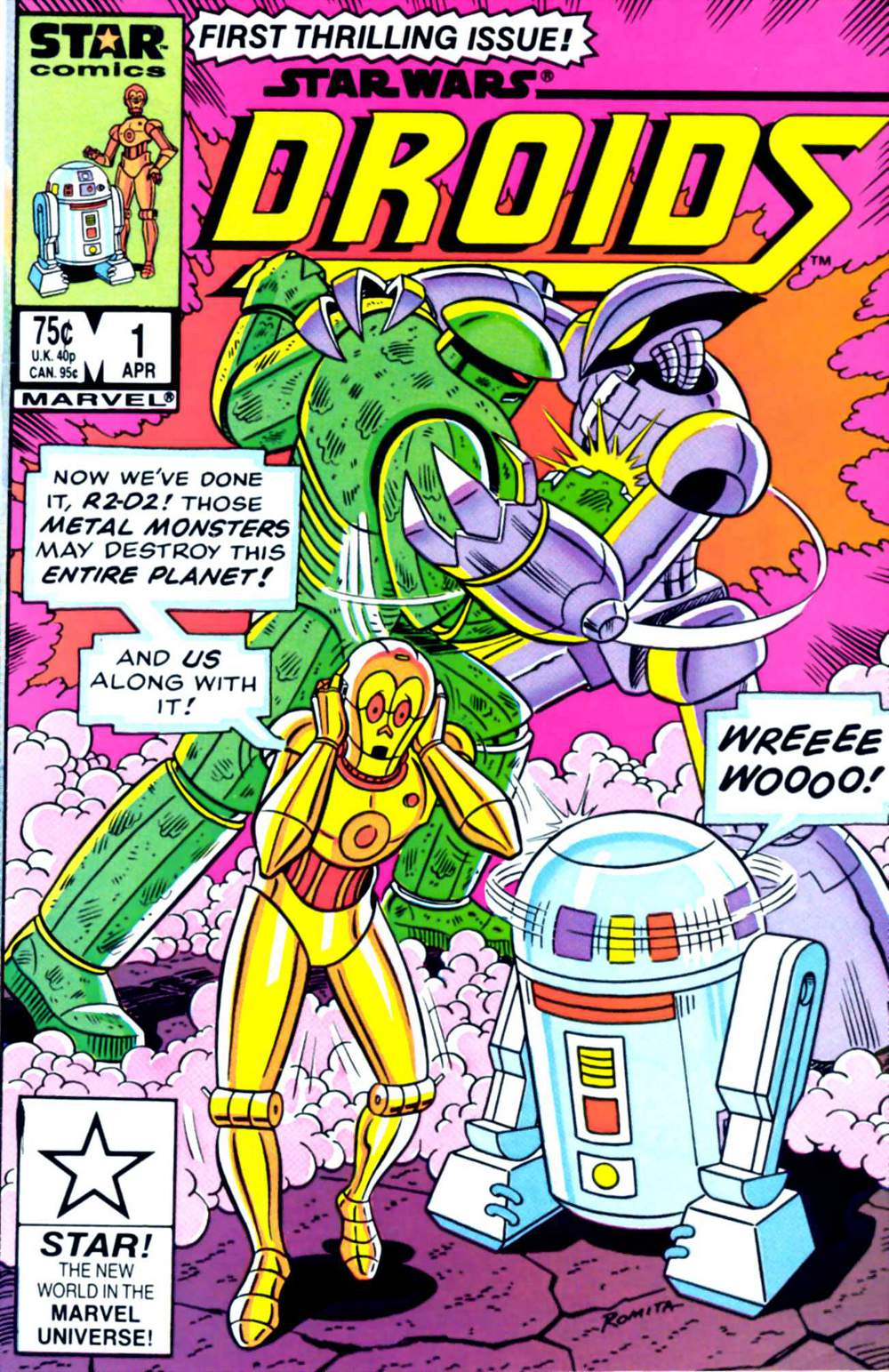 Droids #1 - The Destroyer