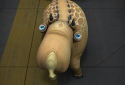 Cochon-globe