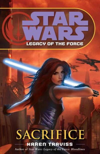 L'Héritage de la Force 05 - Sacrifice