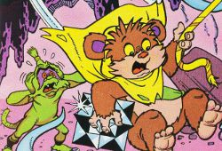 Ewoks #13 – The Black Cavern