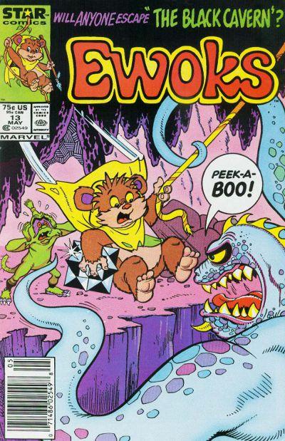 Ewoks #13 - The Black Cavern