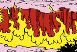 Endor - Gorges de feu